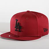 /achat-snapbacks/new-era-casquette-snapback-league-essential-los-angeles-dodgers-11794688-bordeaux-157711.html
