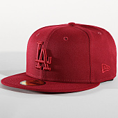 /achat-snapbacks/new-era-casquette-fitted-league-essential-los-angeles-dodgers-11794693-bordeaux-157714.html