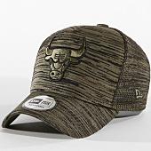 /achat-casquettes-de-baseball/new-era-casquette-engineered-fit-chicago-bulls-11794805-vert-kaki-chine-157760.html
