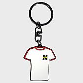 /achat-accessoires-de-mode/olive-et-tom-porte-cle-maillot-blanc-argente-157538.html