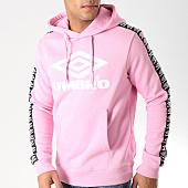 /achat-sweats-capuche/umbro-sweat-capuche-street-688090-60-rose-157579.html