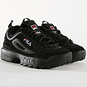 /achat-baskets-basses/fila-baskets-femme-disruptor-v-low-1010440-12v-black-157994.html
