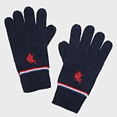 /achat-gants/us-polo-assn-gants-tricolore-50827-51612-bleu-marine-158007.html