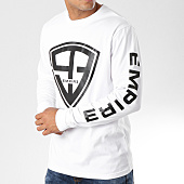 /achat-t-shirts-manches-longues/93-empire-tee-shirt-manches-longues-93-empire-sleeves-blanc-158231.html