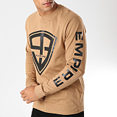 /achat-t-shirts-manches-longues/93-empire-tee-shirt-manches-longues-93-empire-sleeves-camel-158232.html