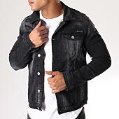 /achat-vestes-jean/classic-series-veste-jean-1172-noir-158092.html