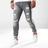 /achat-jeans/classic-series-jean-slim-avec-bandes-1090-gris-158171.html
