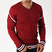 /achat-pulls/classic-series-pull-1007-bordeaux-158224.html