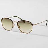 /achat-lunettes-de-soleil/ray-ban-lunettes-de-soleil-blaze-hexagonal-3579n-94100r-dore-degrade-vert-kaki-158146.html