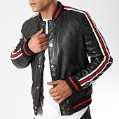/achat-vestes/uniplay-veste-avec-bandes-um-7-noir-rouge-blanc-158048.html