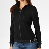 /achat-vestes/only-veste-zippee-femme-vonder-noir-158258.html