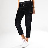 /achat-pantalons-joggings/ellesse-pantalon-jogging-velours-femme-montoso-noir-dore-158509.html
