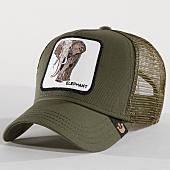 /achat-trucker/goorin-bros-casquette-trucker-elephant-vert-kaki-158561.html
