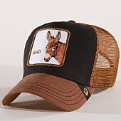 /achat-trucker/goorin-bros-casquette-trucker-badass-marron-noir-158567.html