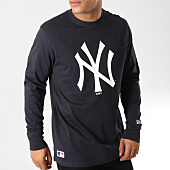 /achat-t-shirts-manches-longues/new-era-tee-shirt-manches-longues-team-apparel-mlb-new-york-yankees-1788903-bleu-marine-158518.html