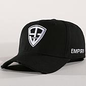 /achat-casquettes-de-baseball/93-empire-casquette-logo-noir-blanc-158555.html