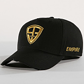 /achat-casquettes-de-baseball/93-empire-casquette-logo-noir-dore-158557.html