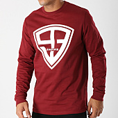/achat-t-shirts-manches-longues/93-empire-tee-shirt-manches-longues-93-empire-bordeaux-158644.html