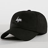 /achat-casquettes-de-baseball/hype-casquette-dad-script-noir-158639.html