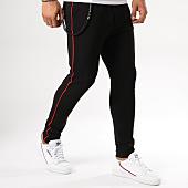 /achat-pantalons-carreaux/uniplay-pantalon-pu850p-noir-rouge-158740.html