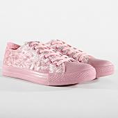 /achat-baskets-basses/brave-soul-baskets-femme-velours-velvet-pink-158783.html