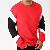 /achat-sweats-col-rond-crewneck/frilivin-sweat-crewneck-3910-rouge-158878.html