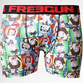 /achat-boxers/freegun-boxer-lapin-cretins-3-noir-rouge-158981.html