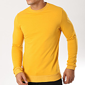 /achat-sweats-col-rond-crewneck/mtx-sweat-crewneck-tm6815-jaune-159076.html