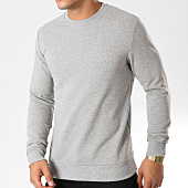 /achat-sweats-col-rond-crewneck/mtx-sweat-crewneck-tm6815-gris-chine-159085.html