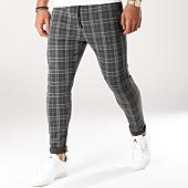 /achat-pantalons-carreaux/mtx-pantalon-carreaux-tm0003-gris-anthracite-chine-159098.html