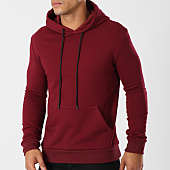 /achat-sweats-capuche/mtx-sweat-capuche-tm0008-bordeaux-159112.html