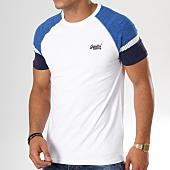 /achat-t-shirts/superdry-tee-shirt-engd-baseball-blanc-bleu-marine-chine-159061.html