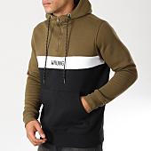 /achat-sweats-capuche/wrung-sweat-capuche-kyo-noir-blanc-vert-kaki-159021.html