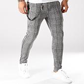 /achat-pantalons-carreaux/classic-series-pantalon-carreaux-9627-noir-gris-159237.html