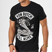 /achat-t-shirts/von-dutch-tee-shirt-brett-noir-159306.html