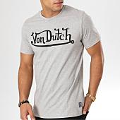/achat-t-shirts/von-dutch-tee-shirt-best-gris-chine-159313.html