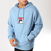 /achat-sweats-capuche/fila-sweat-capuche-shawn-682427-bleu-clair-159417.html