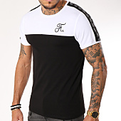 /achat-t-shirts/final-club-tee-shirt-bicolore-125-noir-blanc-159420.html