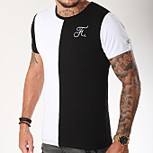 /achat-t-shirts/final-club-tee-shirt-bicolore-151-noir-blanc-159429.html