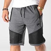 /achat-shorts-jogging/venum-short-jogging-laser-03330-gris-anthracite-chine-noir-159344.html