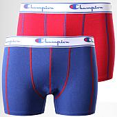 /achat-boxers/champion-lot-de-2-boxers-y081t-rouge-bleu-marine-159570.html