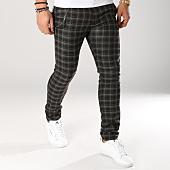 /achat-pantalons-carreaux/ikao-pantalon-carreaux-f251-noir-gris-anthracite-beige-159719.html