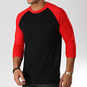 /achat-t-shirts-manches-longues/urban-classics-tee-shirt-manches-longues-tb366-noir-rouge-159710.html