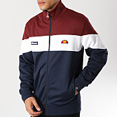 /achat-vestes/ellesse-veste-zippee-caprini-bleu-marine-blanc-bordeaux-159766.html