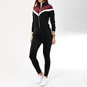 /achat-ensembles-survetement/project-x-combinaison-femme-velours-f183030-noir-blanc-bordeaux-159801.html
