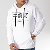 /achat-sweats-capuche/13-block-sweat-capuche-triple-s-blanc-159988.html