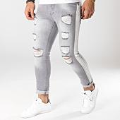 /achat-jeans/classic-series-jean-slim-troue-1089-gris-160005.html