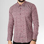 /achat-chemises-manches-longues/classic-series-chemise-manches-longues-ch-010-bordeaux-blanc-floral-160062.html