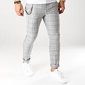 /achat-pantalons-carreaux/ikao-pantalon-carreaux-f249-gris-noir-159983.html