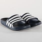 /achat-claquettes-sandales/adidas-claquettes-duramo-slide-g15892-dark-blue-footwear-white-160262.html